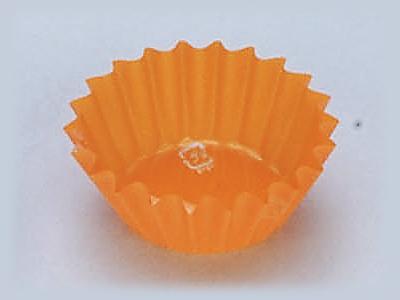 フードケース彩オレンジ6F(500枚入)