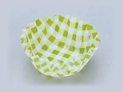 フードケース格子緑7F(500枚入)