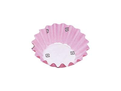 フードケース 丸型5号深 ピンク(500枚入)