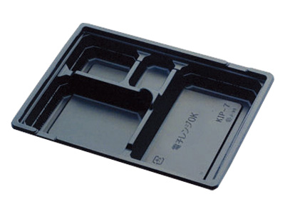 KIP-7 黒 内嵌合フタセット