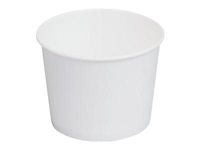 紙カップ KM100-390 本体 白