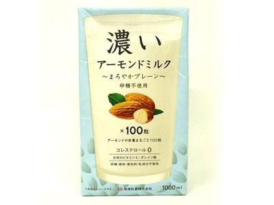 筑波乳業 アーモンドミルク10 1L