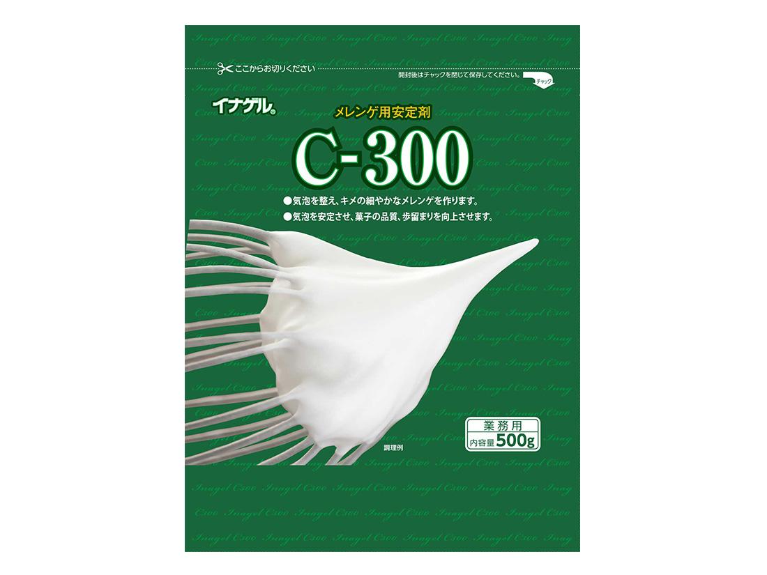 伊那食品 イナゲル C-300 500g