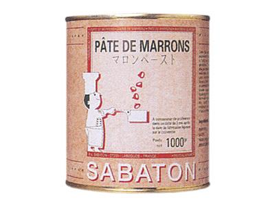 マロンペースト1kg(サバトン)