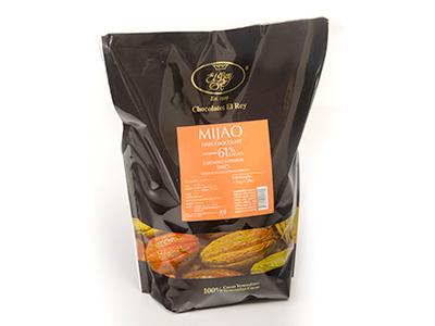 冷蔵便 エルレイ ミハオ 61%(セミスイート)1.5kg