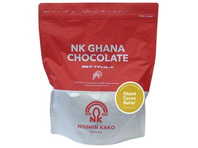 冷蔵便 NK ガーナココアバター 1kg