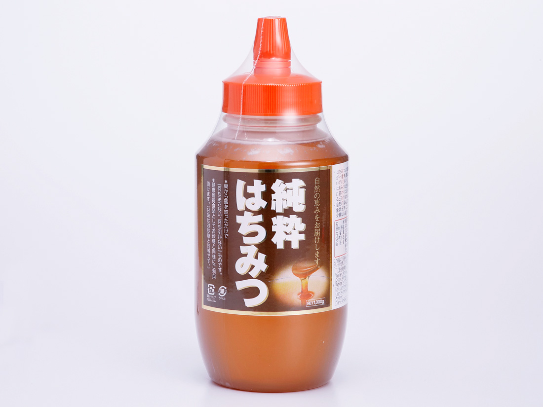 梅屋ハネー 純粋はちみつ 1kg