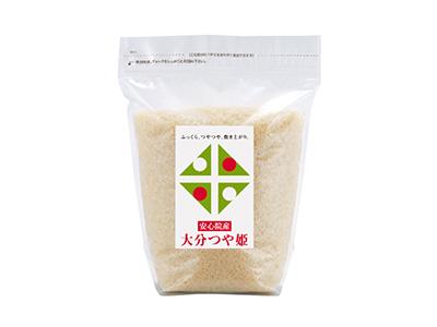大分県産 無洗米 つや姫 2kg