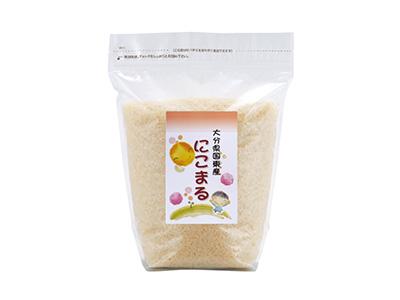 大分県産 無洗米 にこまる 2kg