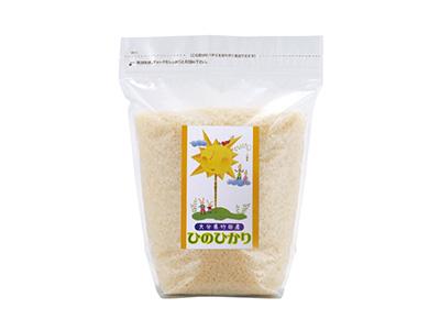 大分県産 無洗米 ひのひかり 2kg
