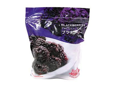 <冷凍>トロピカルマリア ブラックベリー 500g