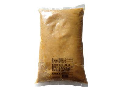 <冷凍>冷凍焼き安納芋ペースト 2.5kg