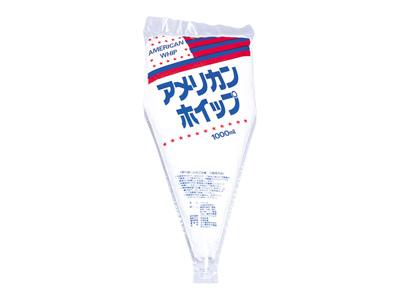 冷凍 アメリカンホイップクリーム バニラ 1000ml