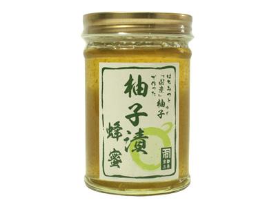ミール・ミィ 国産ゆず漬蜂蜜 200g