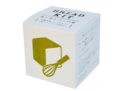 オーガニックパンミックスキット (抹茶) 260g