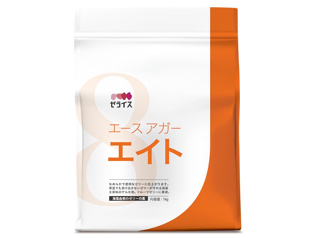 ゼライス エースアガー エイト 1kg