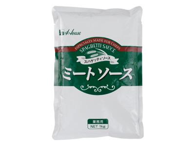 ハウス食品 スパゲッティソース ミートソース 1kg