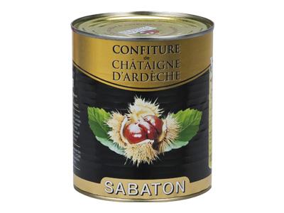 サバトン AOCシャテーニュダルデッシュ マロンクリーム 1kg