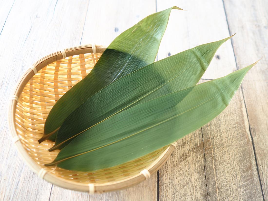 手作り和菓子工房 笹の葉(真空パック)10枚入