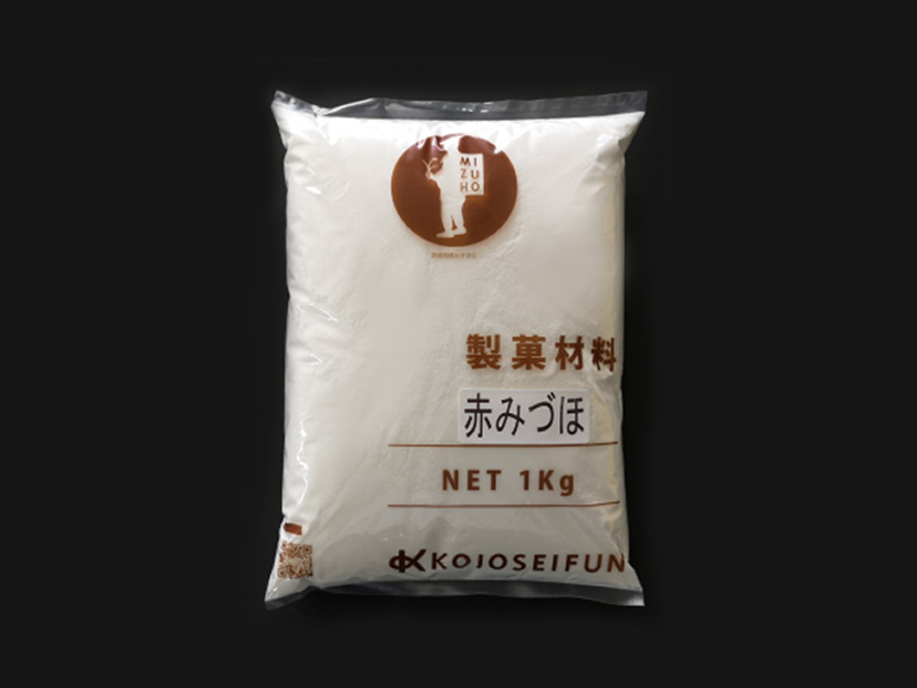 小城製粉 赤みづほ(らくがん粉)1kg