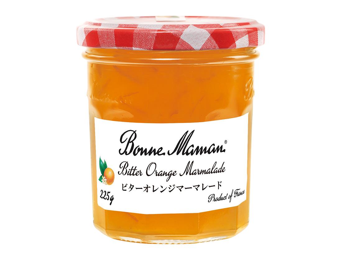 ボンヌママン オレンジマーマレードジャム 225g