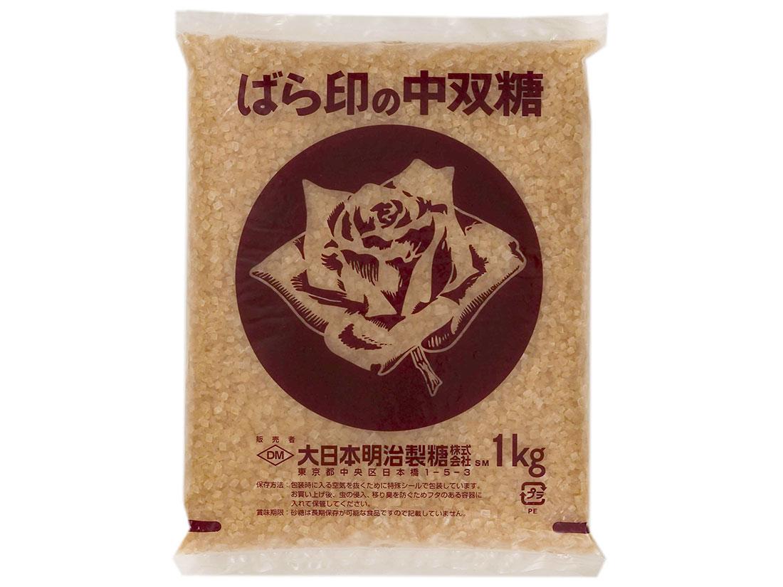 バラ印 中双糖 1kg