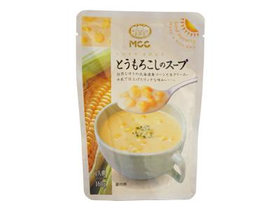 MCC食品 朝のスープ 新・とうもろこしのスープ 160g