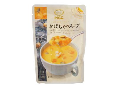 MCC食品 朝のスープ 新・かぼちゃのスープ 160g