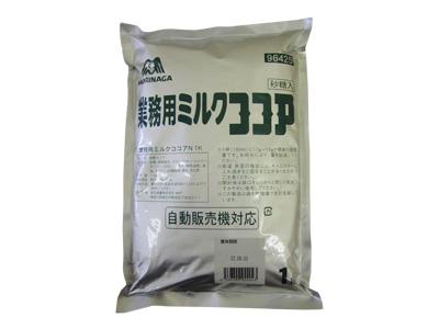 【冷蔵便】森永 業務用ミルクココア 1kg
