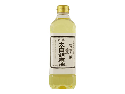 九鬼産業 太白純正胡麻油(ポリ容器)600g