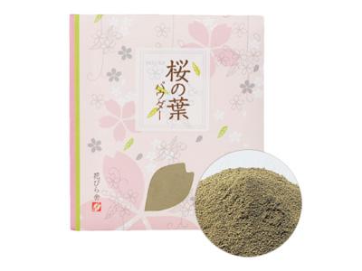 山眞産業 桜の葉パウダー 6g