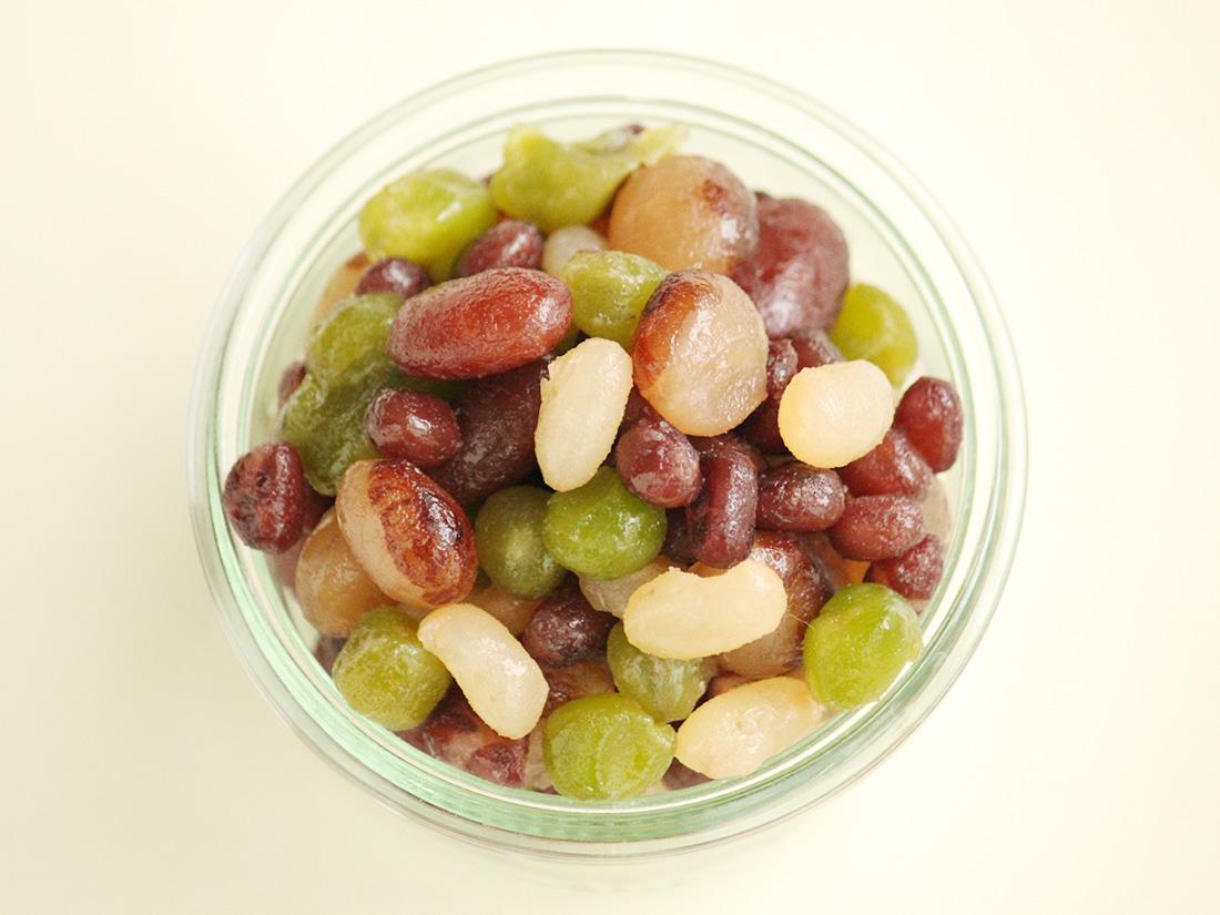 冷凍 タヌマ かのこ豆ミックス 500g
