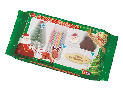 冷蔵便 KS クリスマスチョコセット