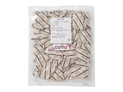 cotta カラメルソース ミニパック(5g×50入)