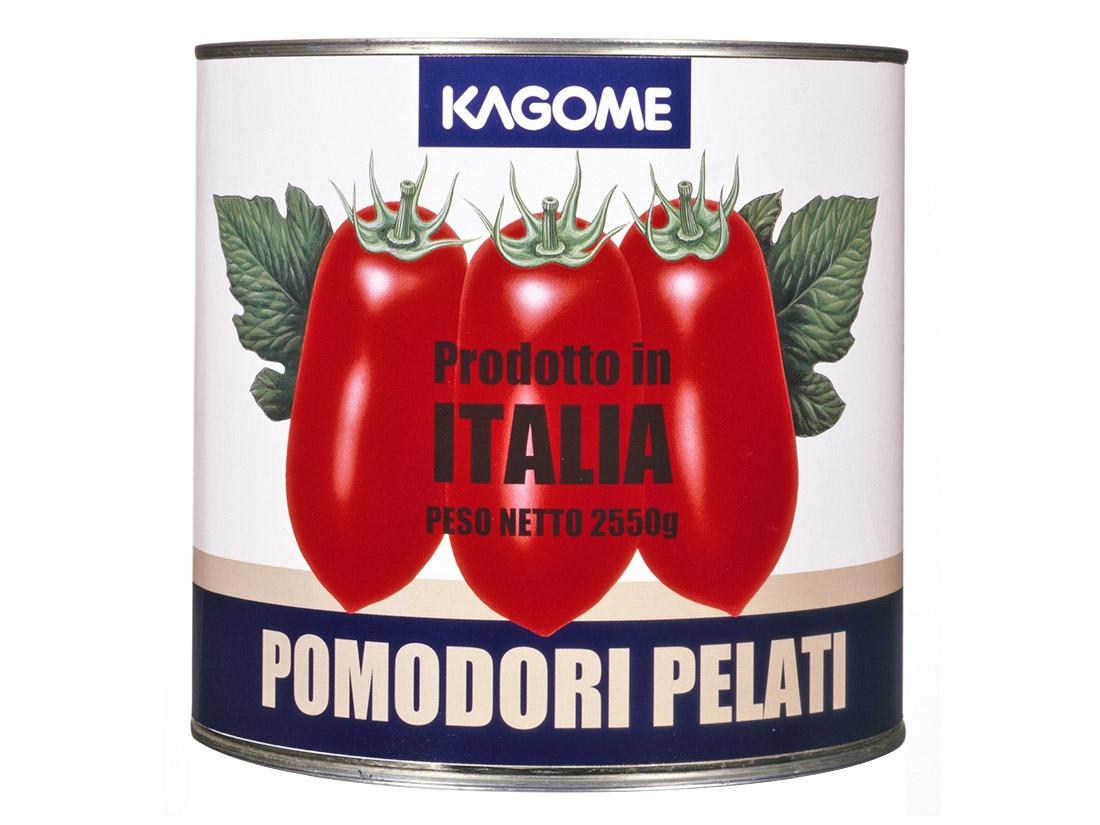 カゴメ ホールトマト イタリア産(1号缶)
