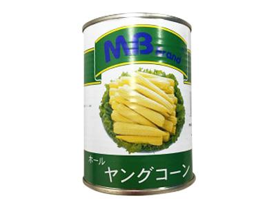 ヤングコーン (M)3号缶