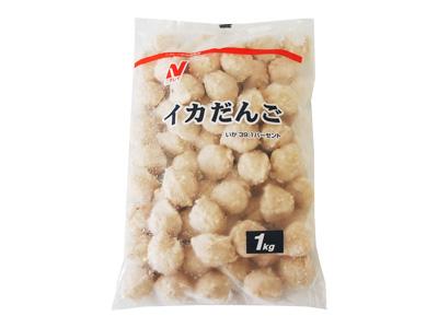<冷凍>ニチレイ 冷凍 イカダンゴ 1kg