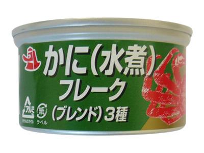 天狗 かにフレーク(ブレンド) T2号缶