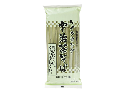 キッセイ商事 ケイタリング 宇治茶そば 500g