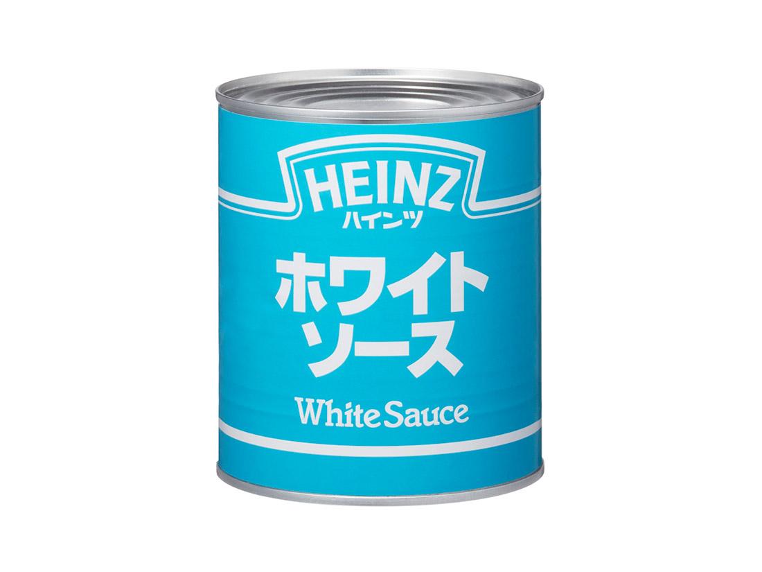 ハインツ ホワイトソース 830g (2号缶)