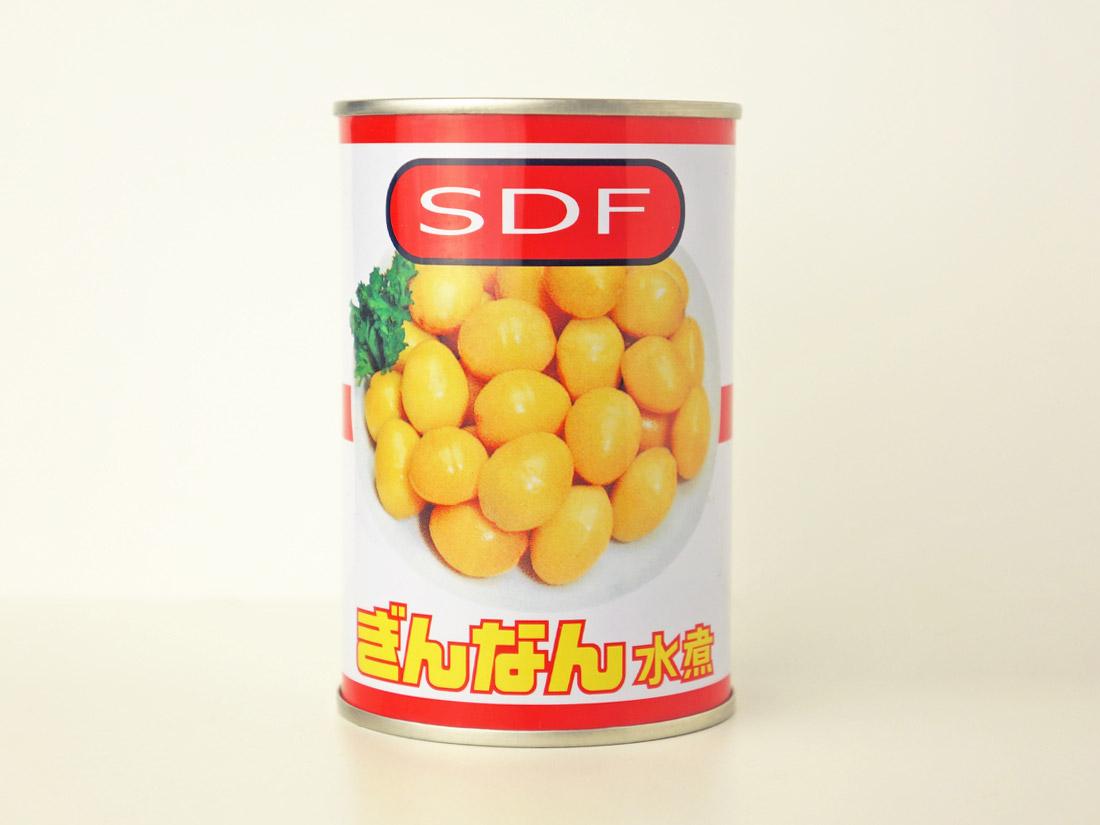銀杏水煮 M 7号缶