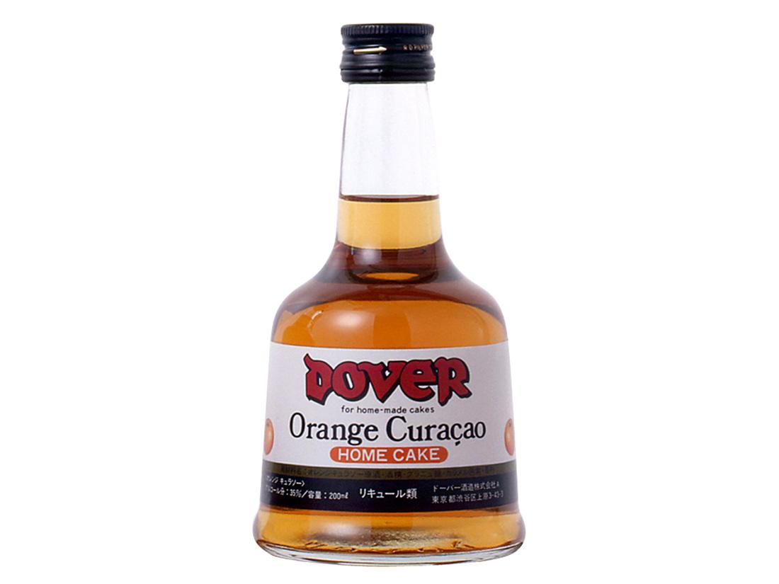 ドーバーオレンジキュラソー 35% 200ml