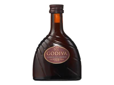 GODIVAチョコレートリキュール 15% 50ml