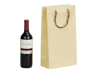 ワイン2本手提袋