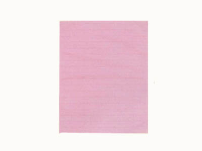 不織布平袋 ボーダーLL(ピンク)