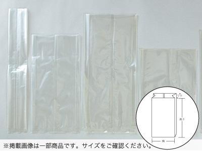 ガゼット袋V-25(205+30×380)