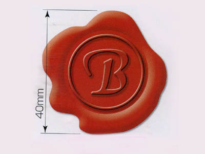 ブランドシール B