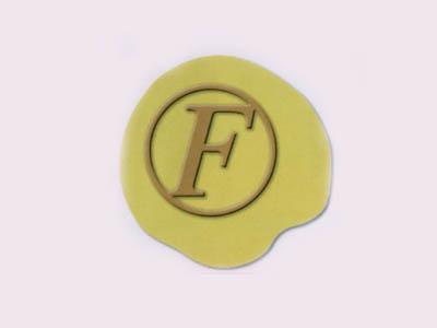 メタルブランドシール F