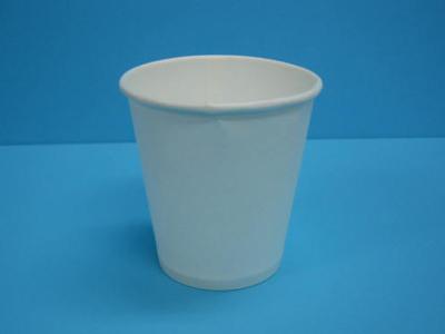 6.5オンス紙カップ(白)
