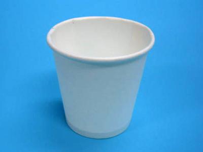3オンス 紙カップ(白)